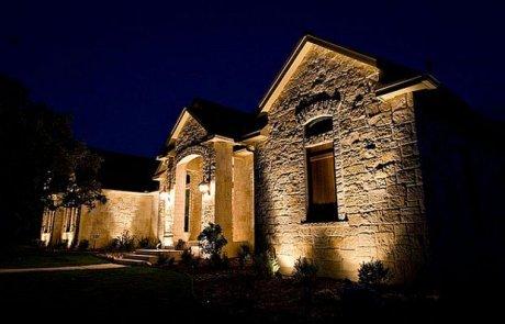 illuminazione led per edifici storici e comunali