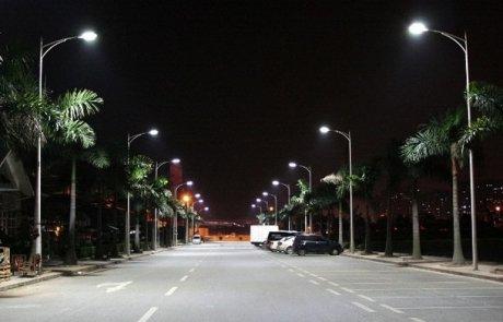 illuminazione led stradale
