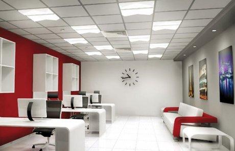 illuminazione led ufficio 3