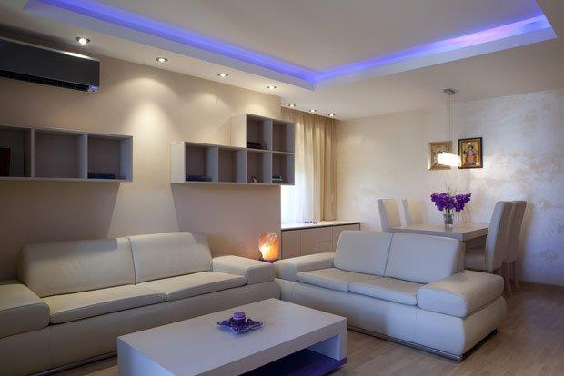 Sistemi Di Illuminazione A Led Per Interni.Illuminazione Led Casa Interni Ed Esterni Design E Prodotti