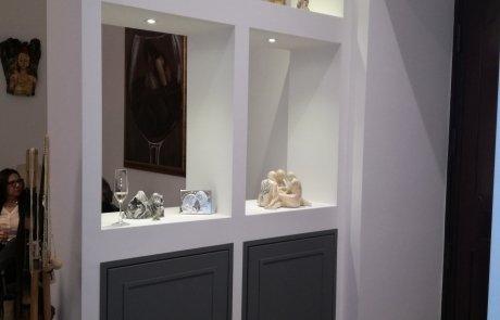 illuminazione per interni casa